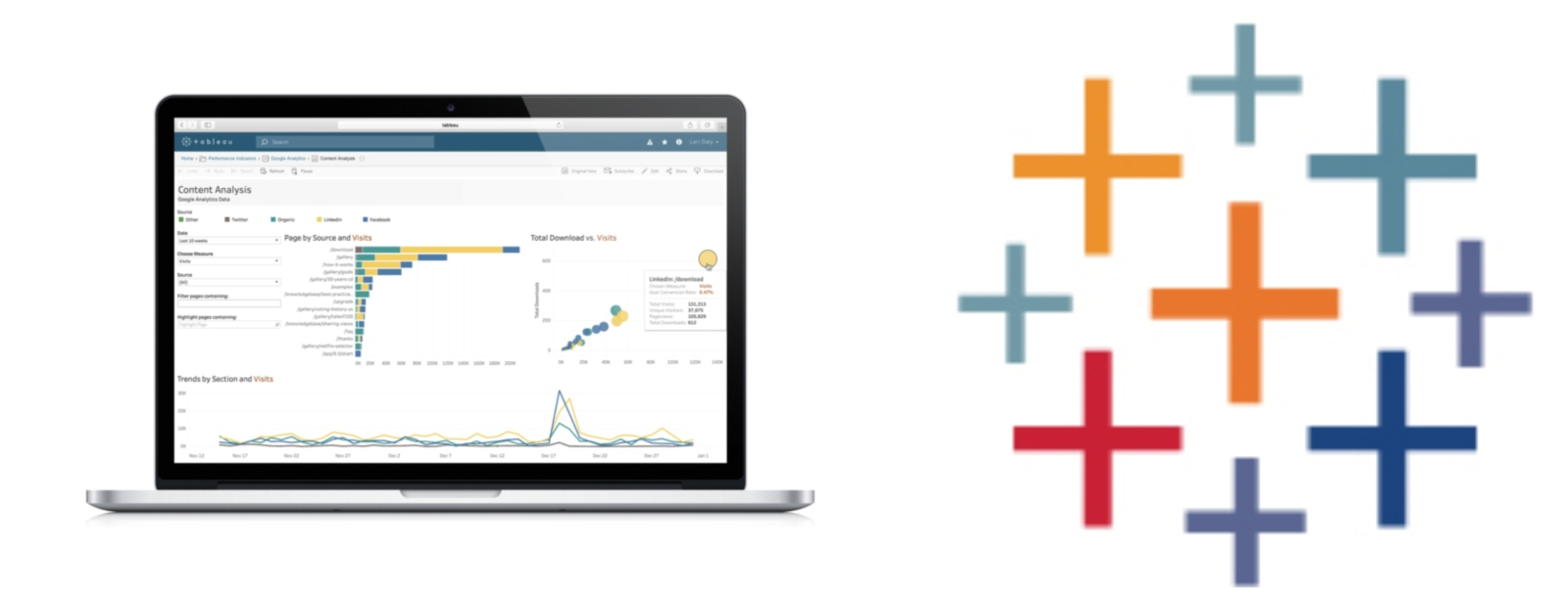 Transform Data into Actionable Insights with Tableau